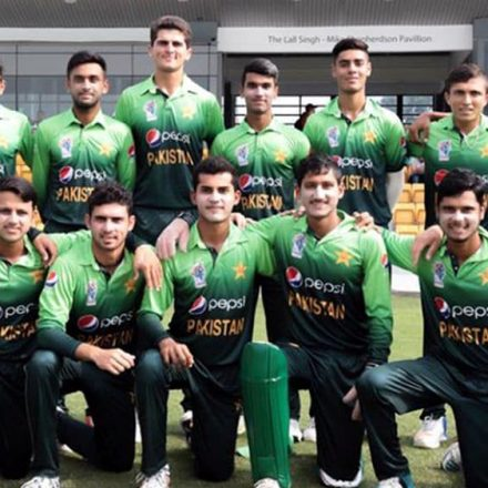 Pakistani juniors beats South Africa to Qualify for U-19 World Cup Semis
