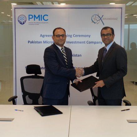 PMIC and Karandaaz Pakistan sign Subordinate Loan Agreement