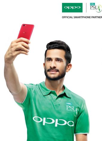 OPPO strengthens its position by Sponsoring HBL Pakistan Super League 2018 as the official Smartphone partner
