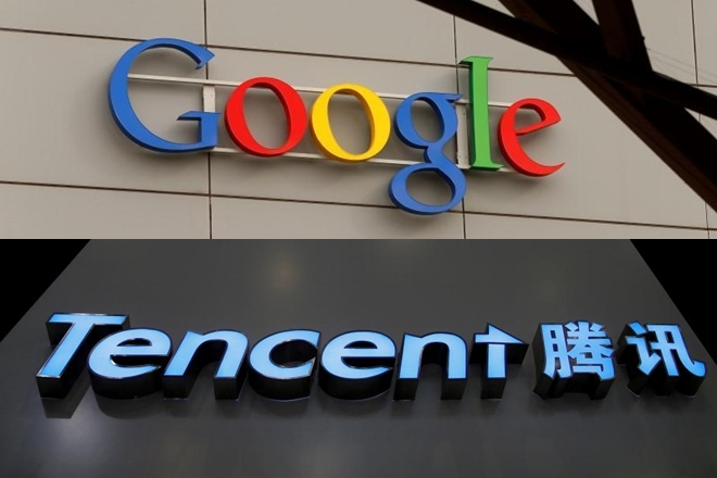 Google and Tencent sign long-term agreement