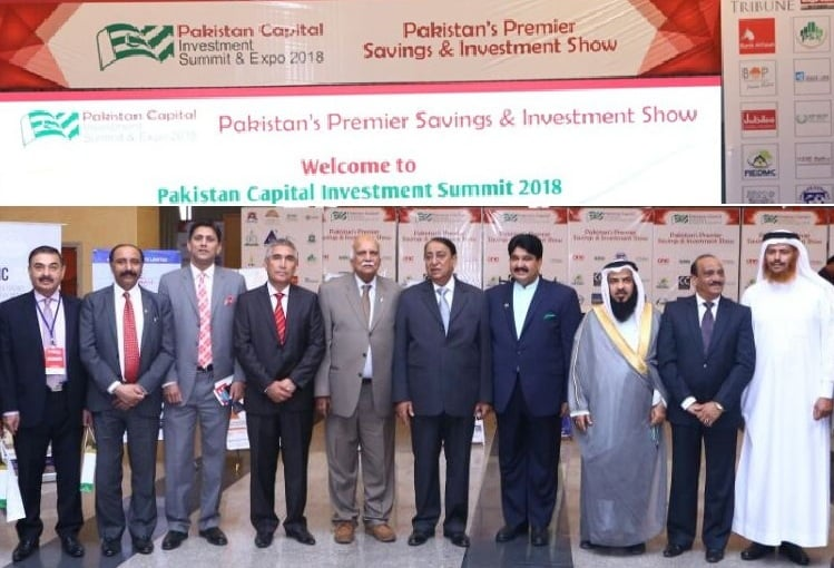 3 day Capital investment summit & Expo 2018 kicks off in Islamabad