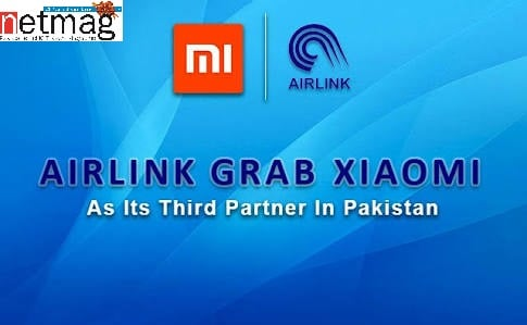 Xiaomi appoints Airlink Communication for its 2nd official distributor in Pakistan