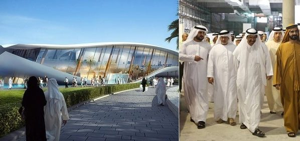 Authorities step forward to set up largest open museum in Dubai