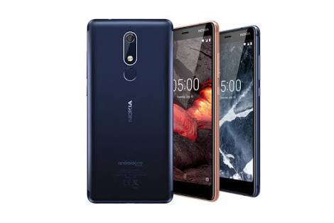 Here are updated chipsets and bigger displays featured new Nokia 5.1, 3.1, & 2.1