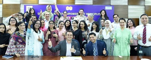Pakistan leading Wholesalestore METRO Cash & Carry Pakistansets an example by stepping up for women's economic empowerment