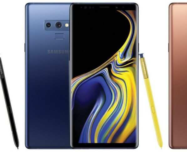 Confirmed price of Galaxy Note 9 having 128 GB of storage and 4000mah battery