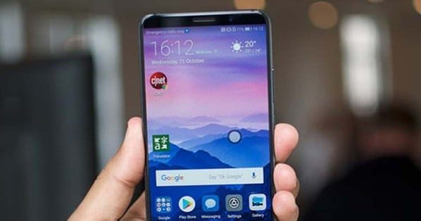 Huawei Mate 20 launch date revealed