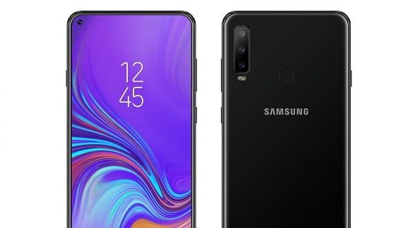 Samsung and Huawei are racing to release notch-free phones with camera cutouts