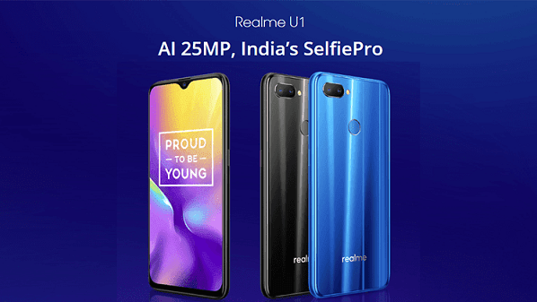 Realme U1 goes official