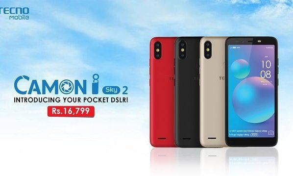 TECNO CAMONiSKY2: FIRST BUDGET SMARTPHONE WITH 3AI CAMERAS