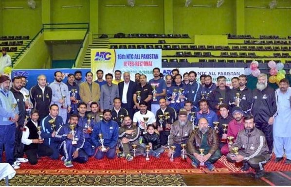 NTC Badminton Tournament 2019 successfully Concluded in Islamabad