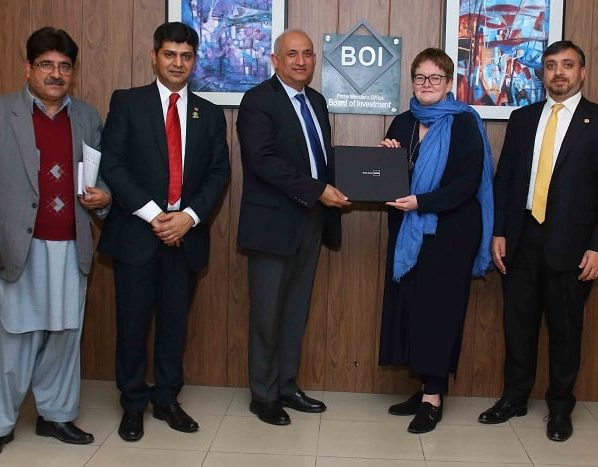 ACCA and Board of Investment agree to work together on 'Ease of Doing Business' reforms