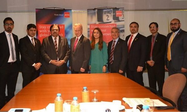 Presidents of ACCA and ICMA Pakistan Meet to Discuss Greater Collaboration in developing the accountancy profession
