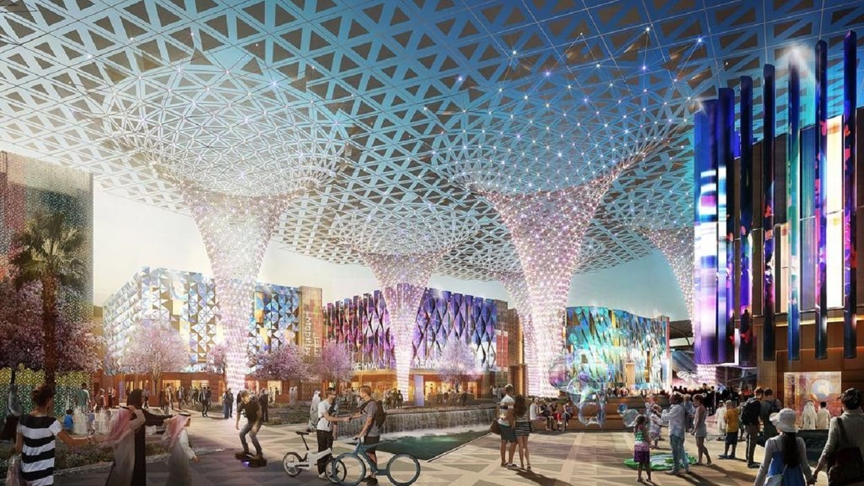 EXPO 2020 DUBAI PRICES REVEALED