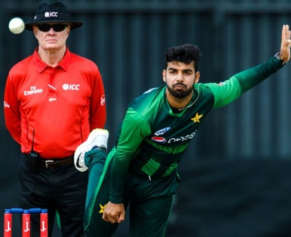 SHADAB KHAN TO BE RESTED TO COME BACK FRESH FOR WORLD CUP