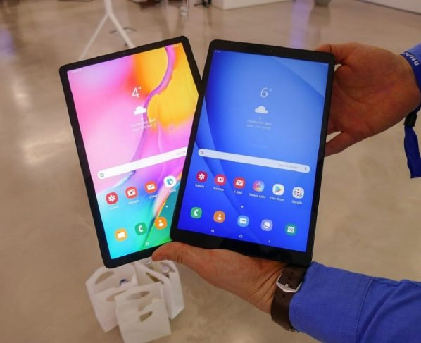 SAMSUNG QUIETLY INTRODUCES 3 NEW TABLETS