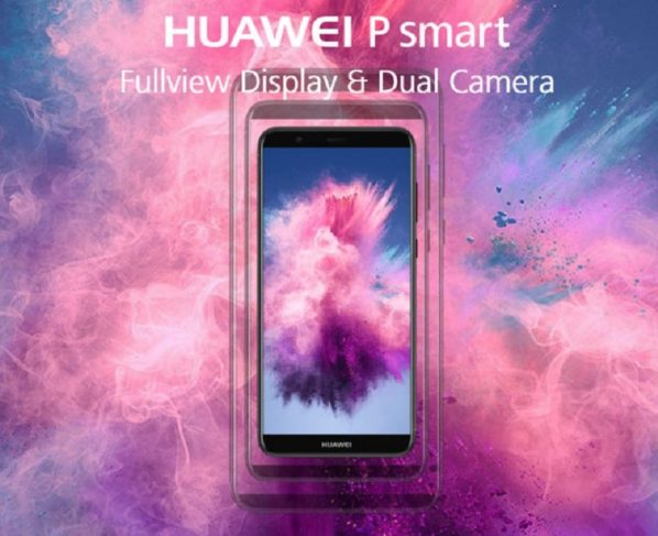 Huawei P Smart Z mobile phone set to be the company's first pop-up selfie camera device