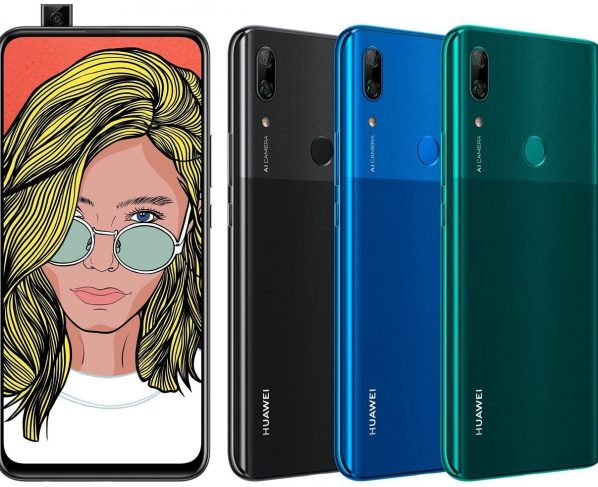 HUAWEI P SMART Z TO TRY OUT POPUP CAMERAS