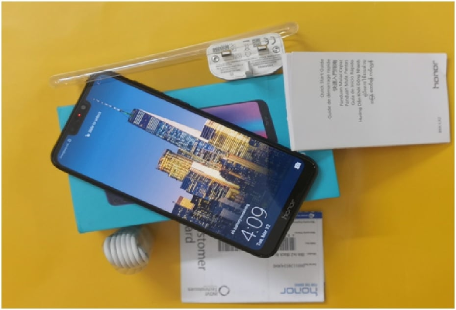 Honor 8C combines impressive specs with budget tag