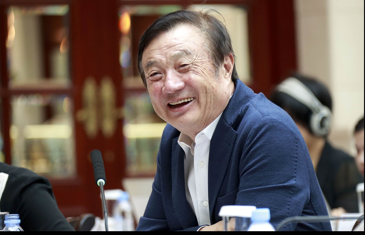 Huawei founder Mr. Ren Zhengfei reaffirm its commitment to overcome US trade crisis
