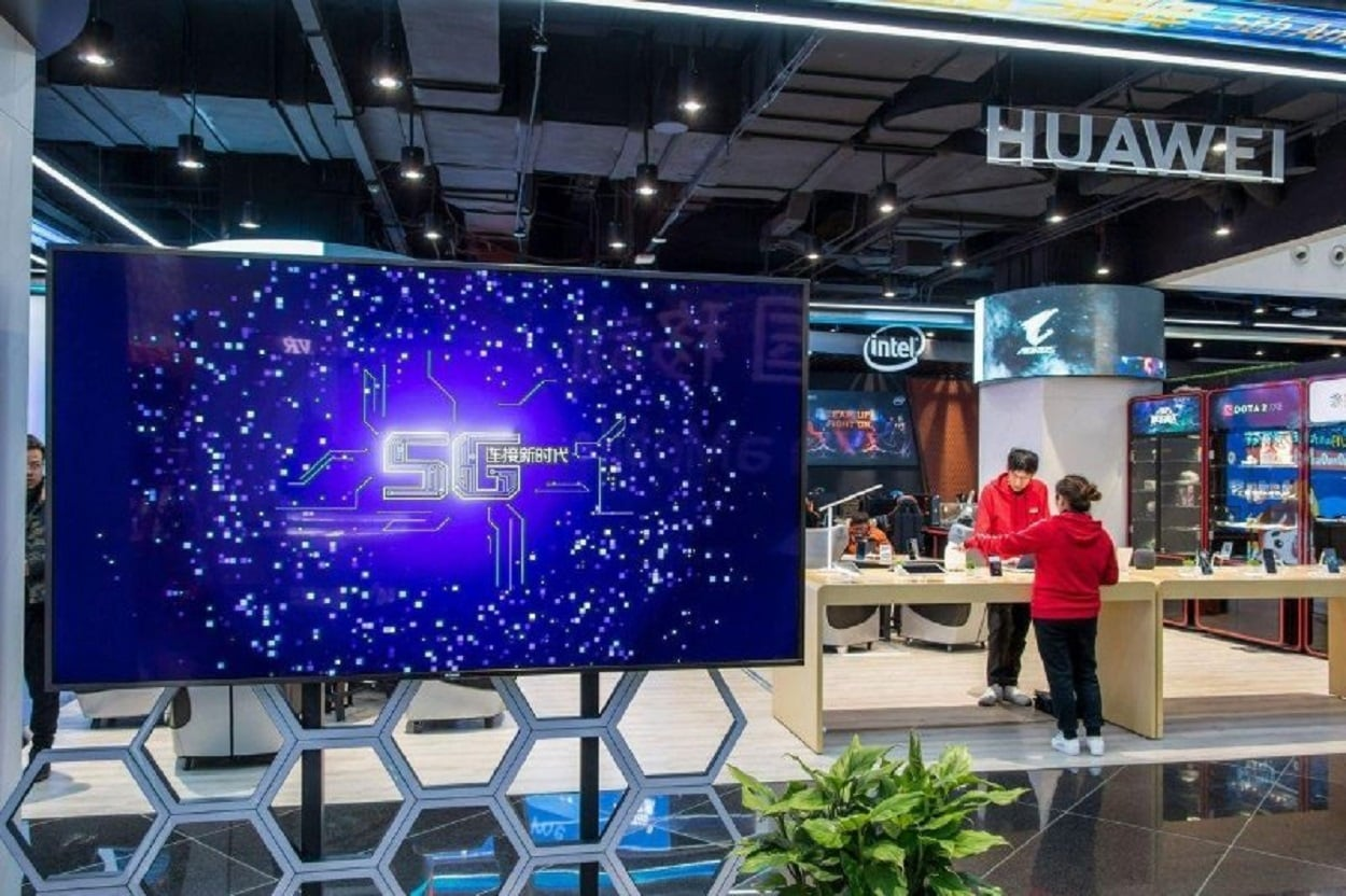 Huawei plans to launch a 5G capable 8K resolution TV this year
