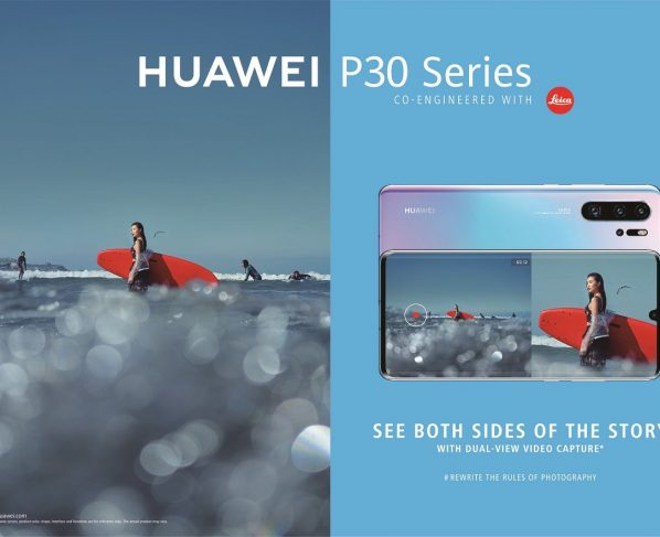 HUAWEI P30 and P30 Pro's Dual-View Camera Mode Now Available in Pakistan