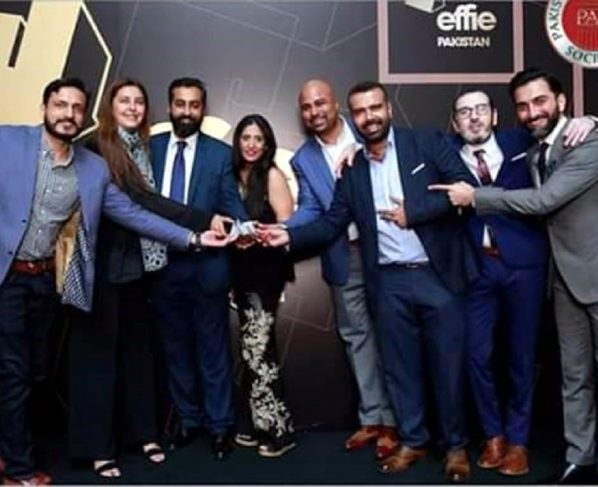 Ufone bags Silver Effie Award in for Sustained Success