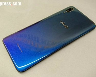 Both specs and renders of Vivo Y3 leak