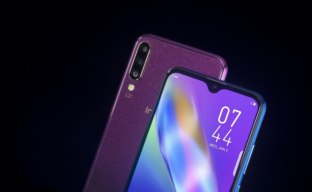 Get your hands on this Infinix Selfie Superstar which has an unbelievably high pixel camera and is expected to be the hottest phone of 2019