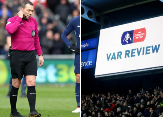 INTRODUCTION OF VAR TO THE PREMIER LEAGUE