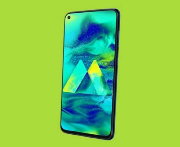 The Galaxy M40 sees an improvement on its facial recognition technology