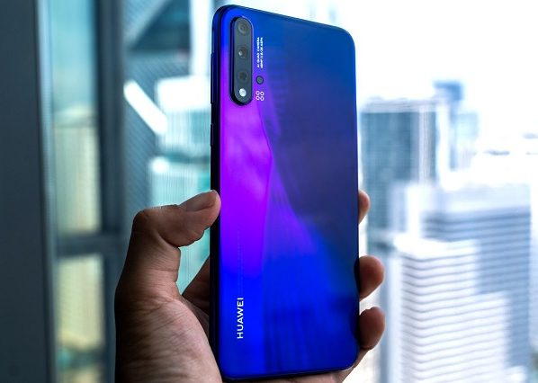 Huawei nova 6 out with some surprises