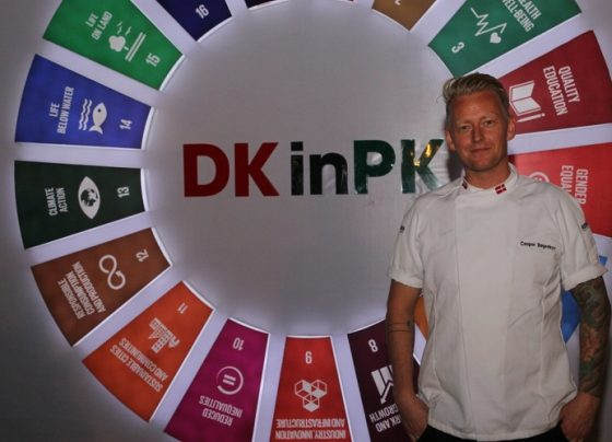 Royal Danish Embassy Islamabad, Hosted a Mega event, DKinPK