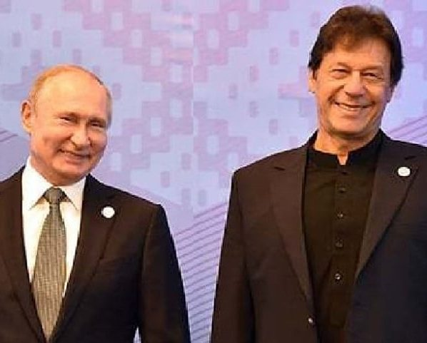 Russia set to invest in Pakistan after 40 year old dispute