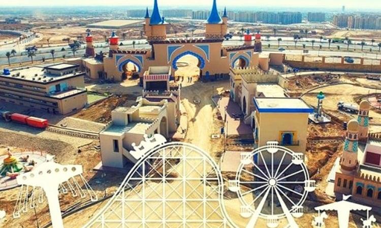 Bahria Town theme park