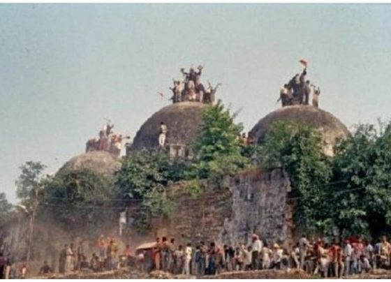 AYODHYA DISPUTE: INDIA'S SC TO BUILD TEMPLE INSTEAD OF MOSQUE AND ASSIGNED SITE