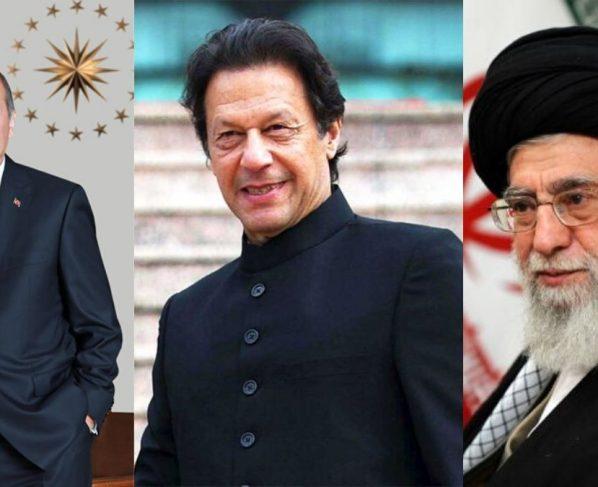 Khan Praises Iran Turkey